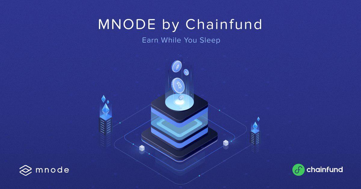 The MNODE Whitepaper has been released! \u2013 Chainfund \u2013 Medium - White Paper Pdf