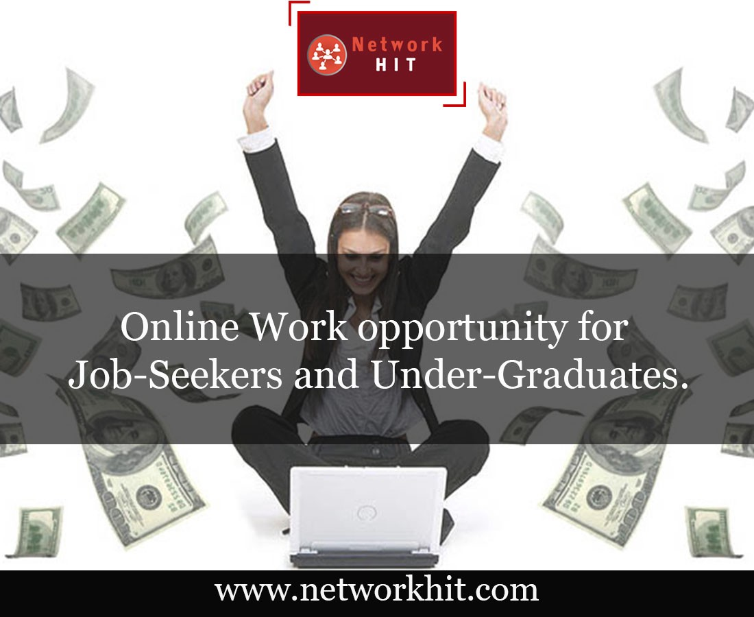 In Job Part Time Online Work Working From Home Part Time Job Network Hit Medium
