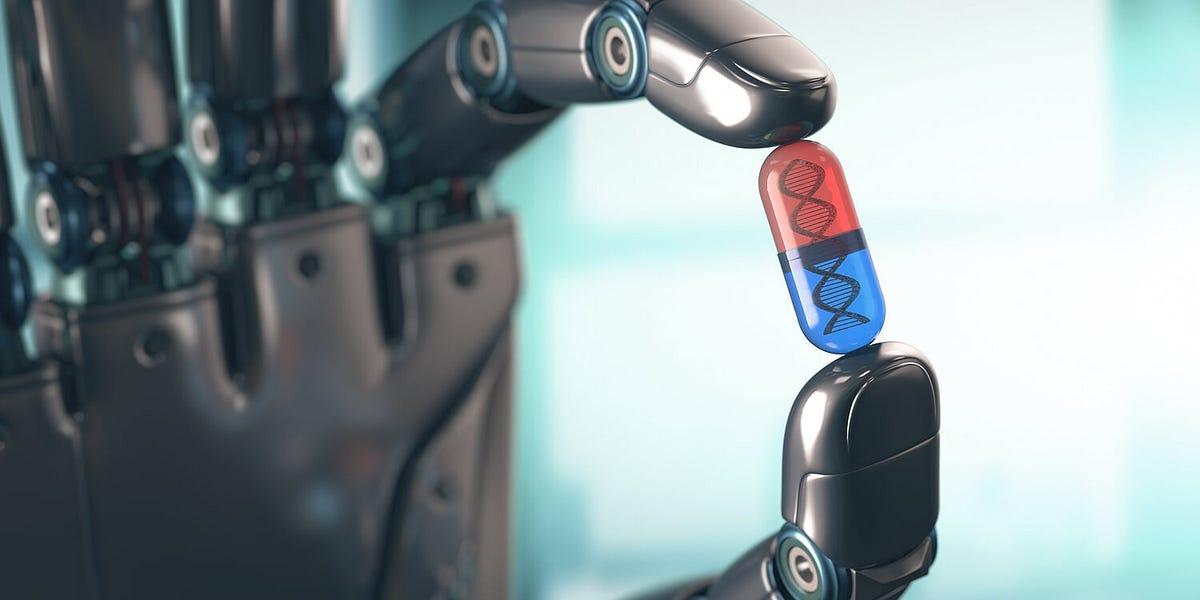 Dr Watson, I presume? Augmenting healthcare with AI - dr watson i presume
