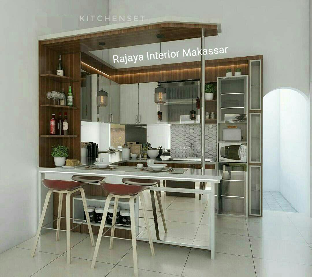 Desain Mini Bar Call Wa 0812 4586 3085 Jasa Pembuatan Kitchen Set Mini Bar Murah