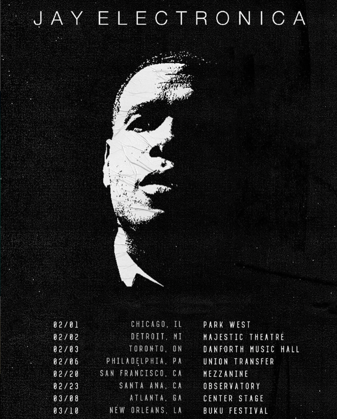 Electronica Medium Font Potential Jay Electronica Set List For His 2018 Tour
