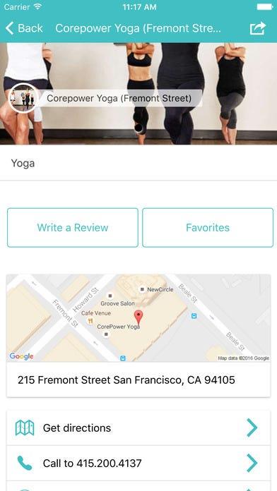 CorePower Yoga Review photo