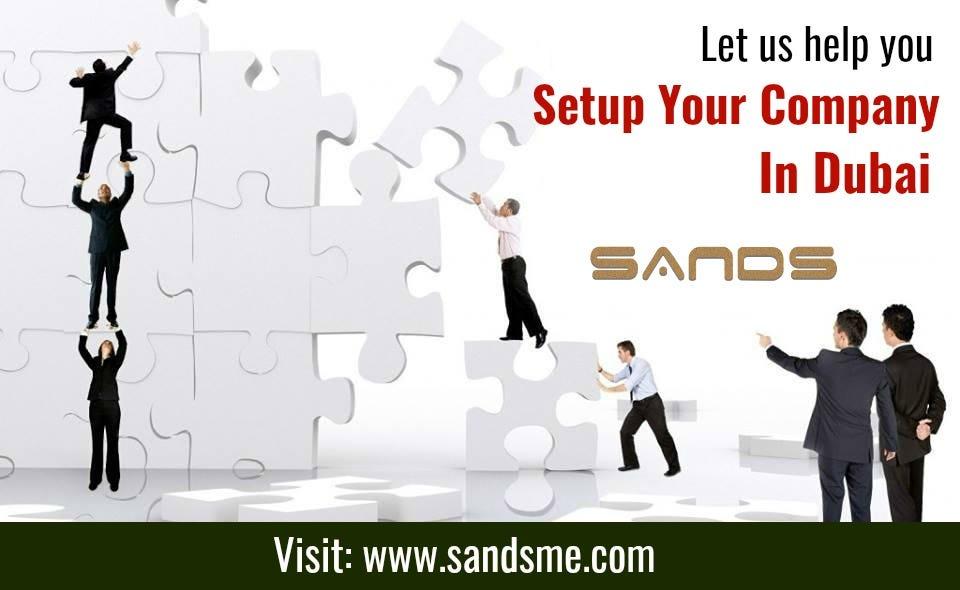 Leading Business Setup Company in Dubai \u2013 SandsBMS \u2013 Medium