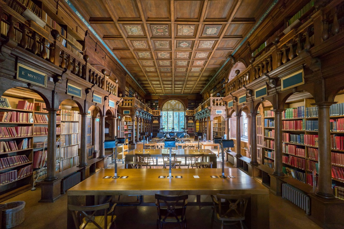 Bodleian Library Seven Things You Probably Didnt Know About Oxfords