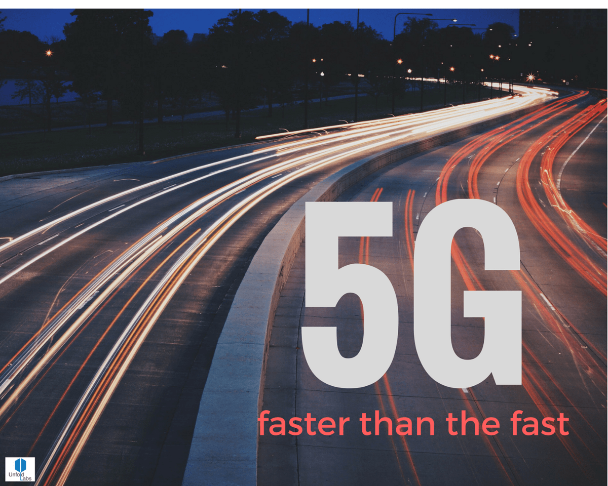 Smart Living 5g — Faster Than The Fast – Unfoldlabs – Medium