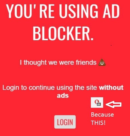 How I use AdBlock to Punish Greedy Websites and Reward Responsible Ones