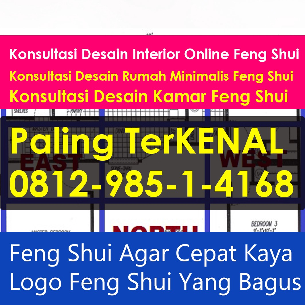 Warna Pembawa Hoki Wa 0812 985 1 4168 Logo Design Based On Feng Shui Feng Shui