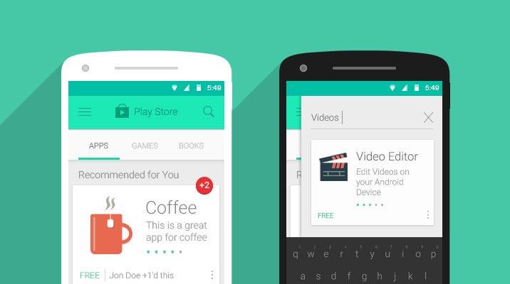 best android app ui design