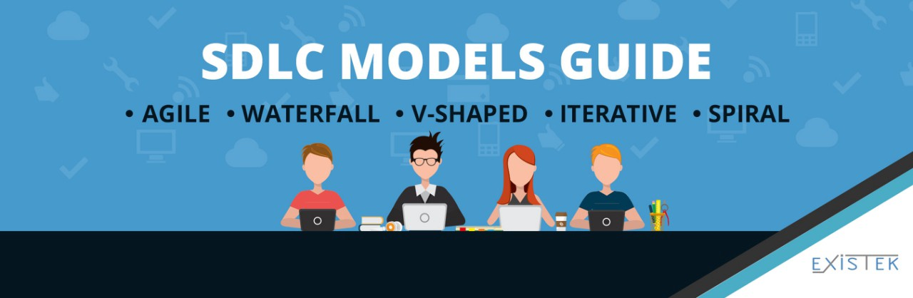 SDLC Models Explained Agile, Waterfall, V-Shaped, Iterative, Spiral