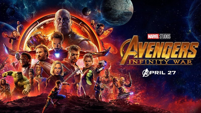 Large Of Infinity War Putlocker