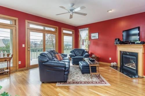 Medium Of Modern Cozy Living Rooms