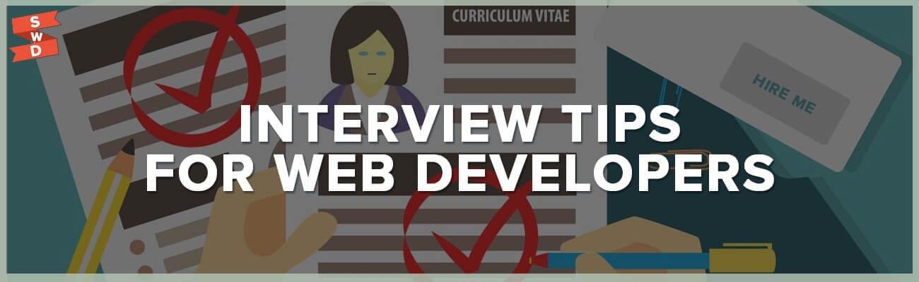 Interview Tips for Web Developers \u2013 Kyle Prinsloo \u2014 Study Web