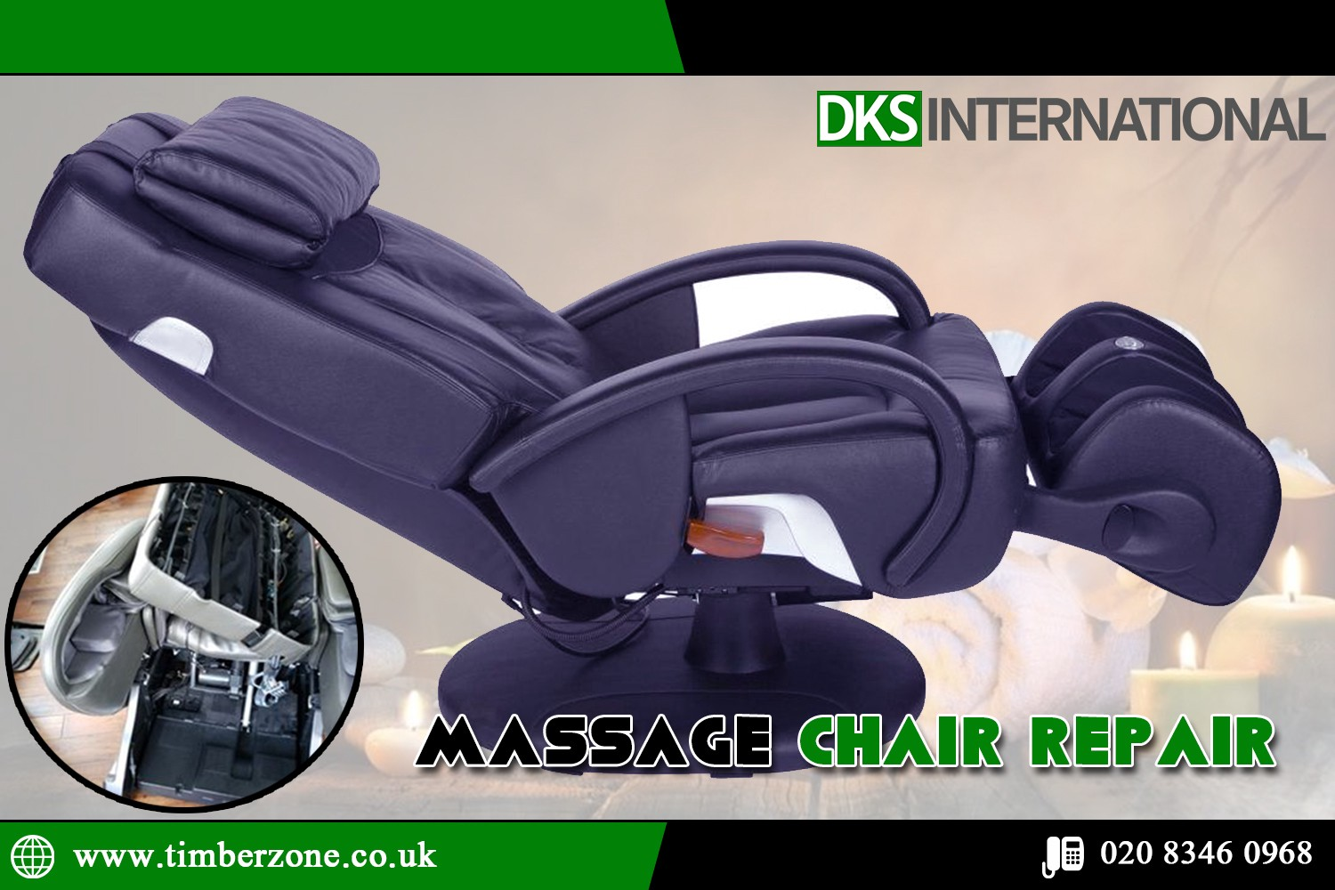 Chair Repair Get Massage Chair Repairing Service In Singapore Dks