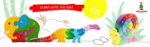 Medium Of Puzzles For Toddlers