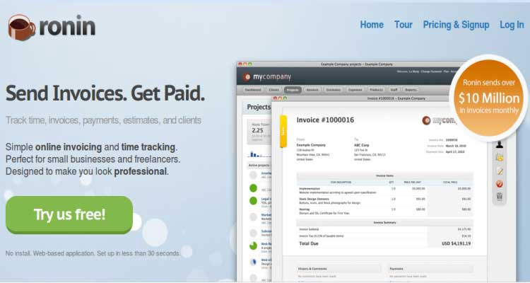 Best Invoicing Software for Freelancers? \u2013 Inkbot Design \u2013 Medium