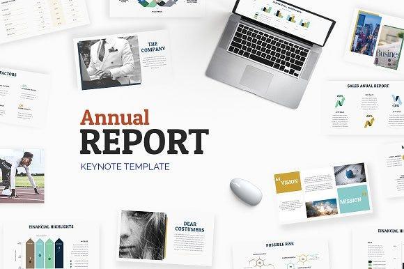 20 Best Annual Report Templates \u2013 Best Digital Themes \u2013 Medium