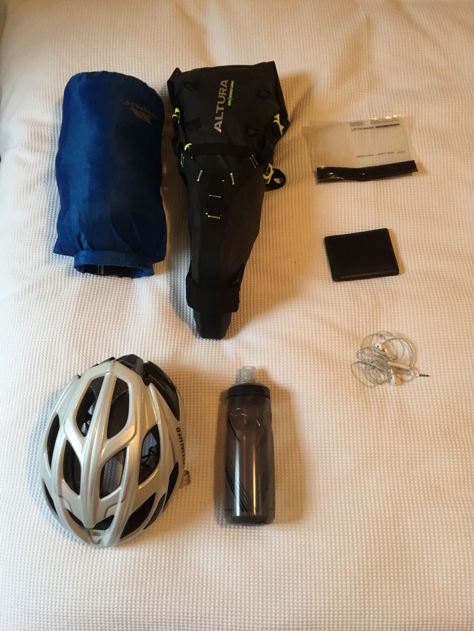 Camino Santiago Packing List Camino De Santiago Ultimate Bikepacking List Cyclist