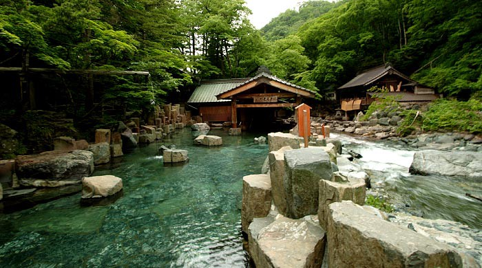 Hakone Hot Spring Trip Best Hot Springs In Japan : Japan Onsen Map – Japan Travel