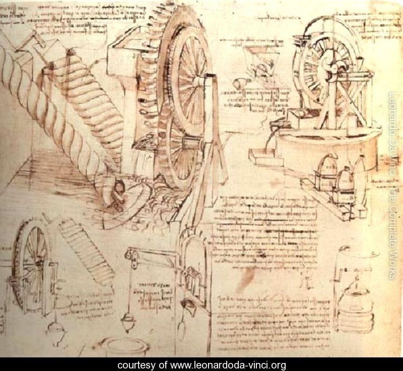 Iconic Visionaries of Design \u2014 Da Vinci \u2013 Charting Ahead
