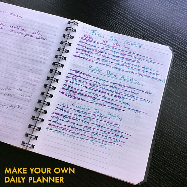 Calling All Planner and Notebook Geeks My Yearly Planner Reviews