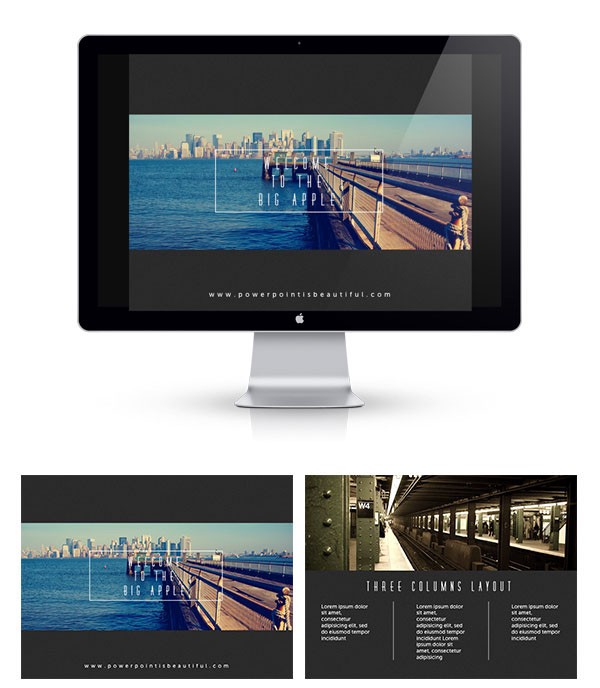 40+ Free Cool Powerpoint Templates for Presentations - how to make a powerpoint theme