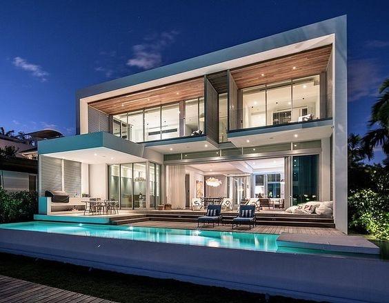 Modern Architecture Beautiful House Designs 1324