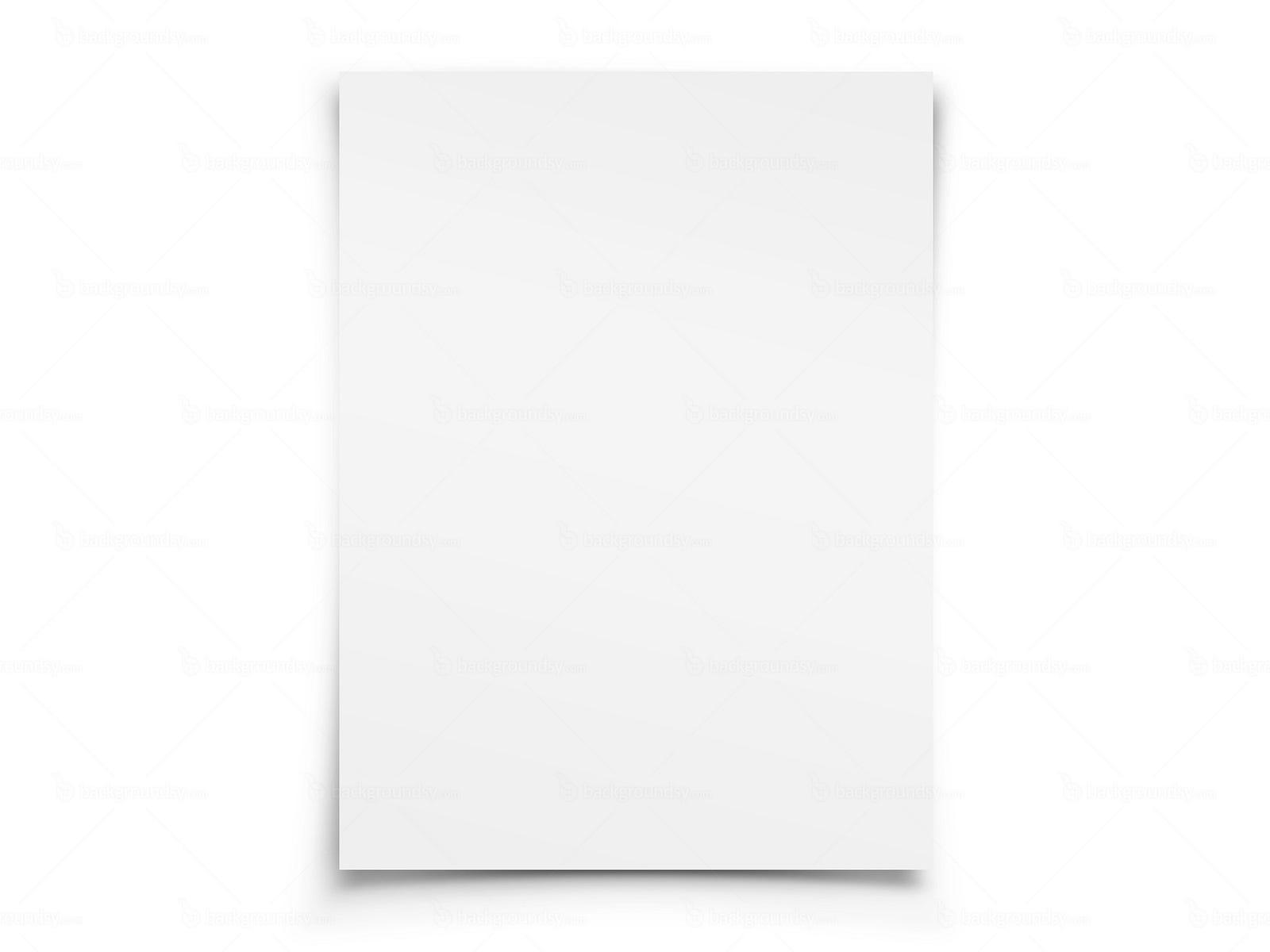 That Blank Sheet Of Paper Pf Dumanis Medium