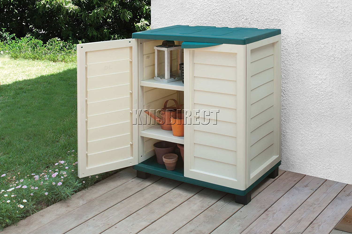 Plastic Storage Cupboard The Best Plastic Garden Storage Boxes Sheds And Cupboards