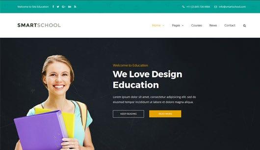 30+ Best Education WordPress themes \u2013 TheBestDevList \u2013 Medium