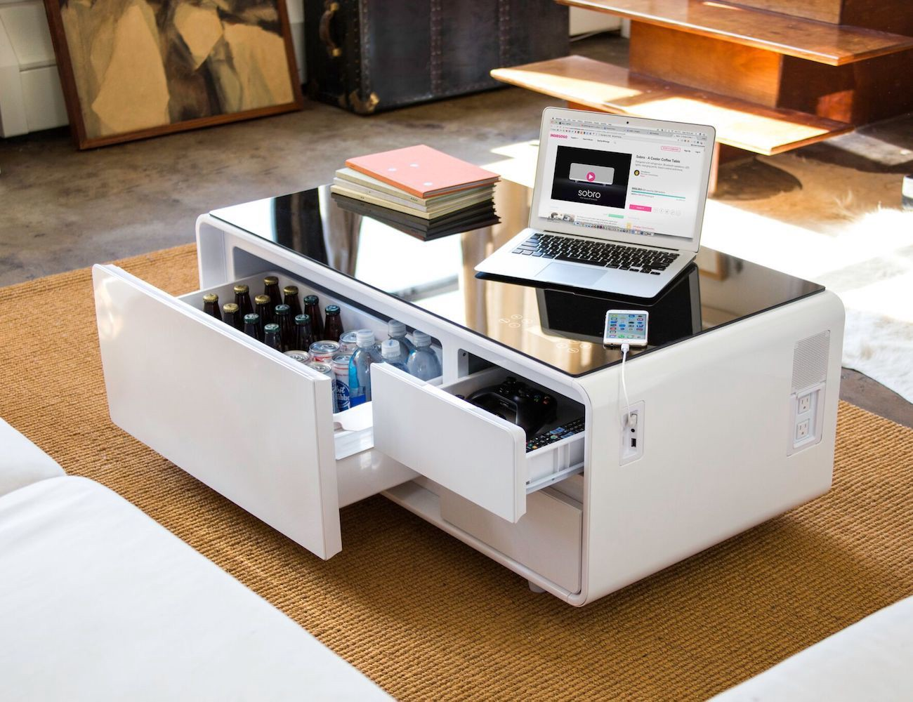 12 Pieces of Smart Furniture Youll Actually Wanna Buy