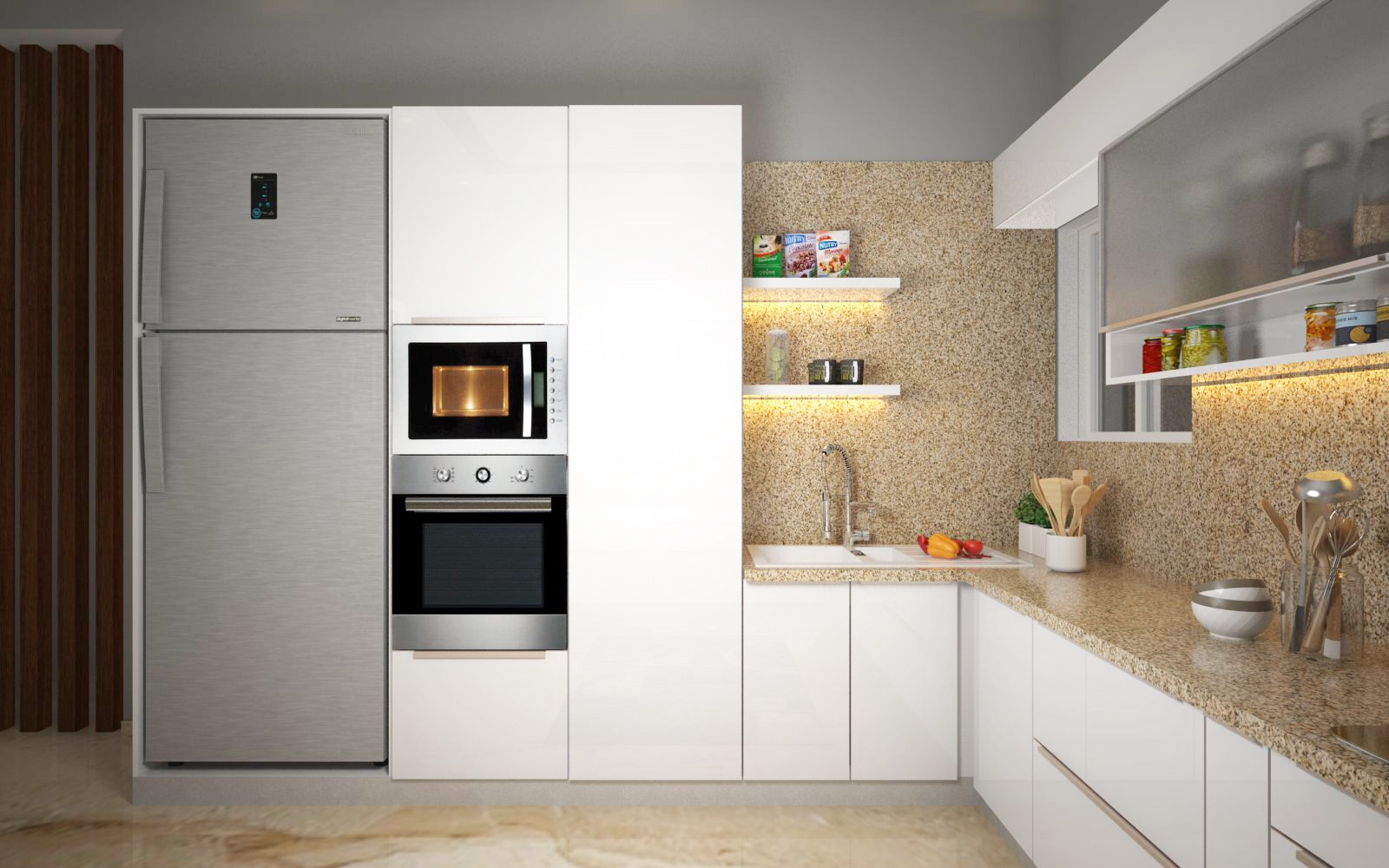 Kitchen Company Modular Kitchen Company Best Options To Utilize Your Kitchen Space