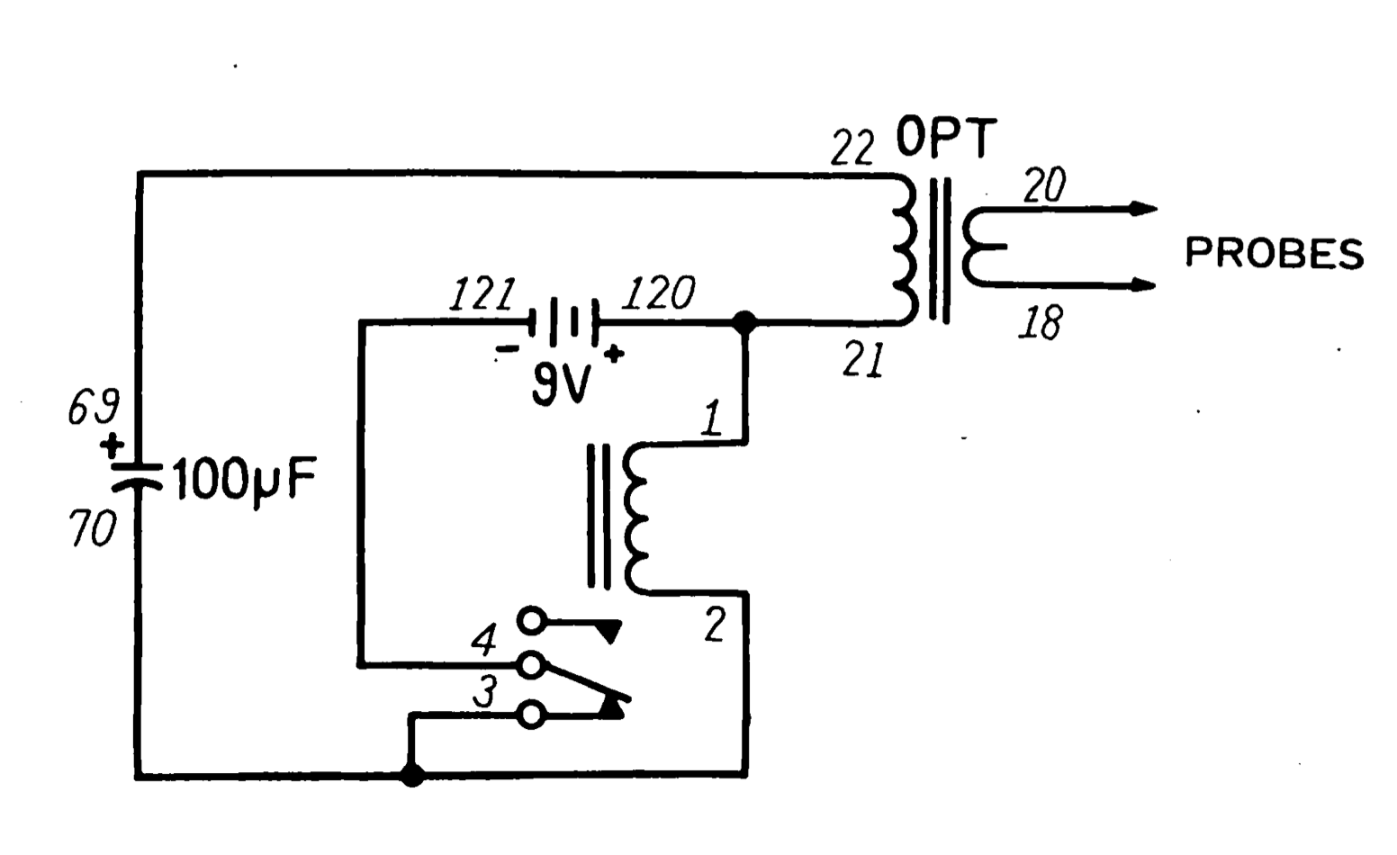 relay schematic explanation
