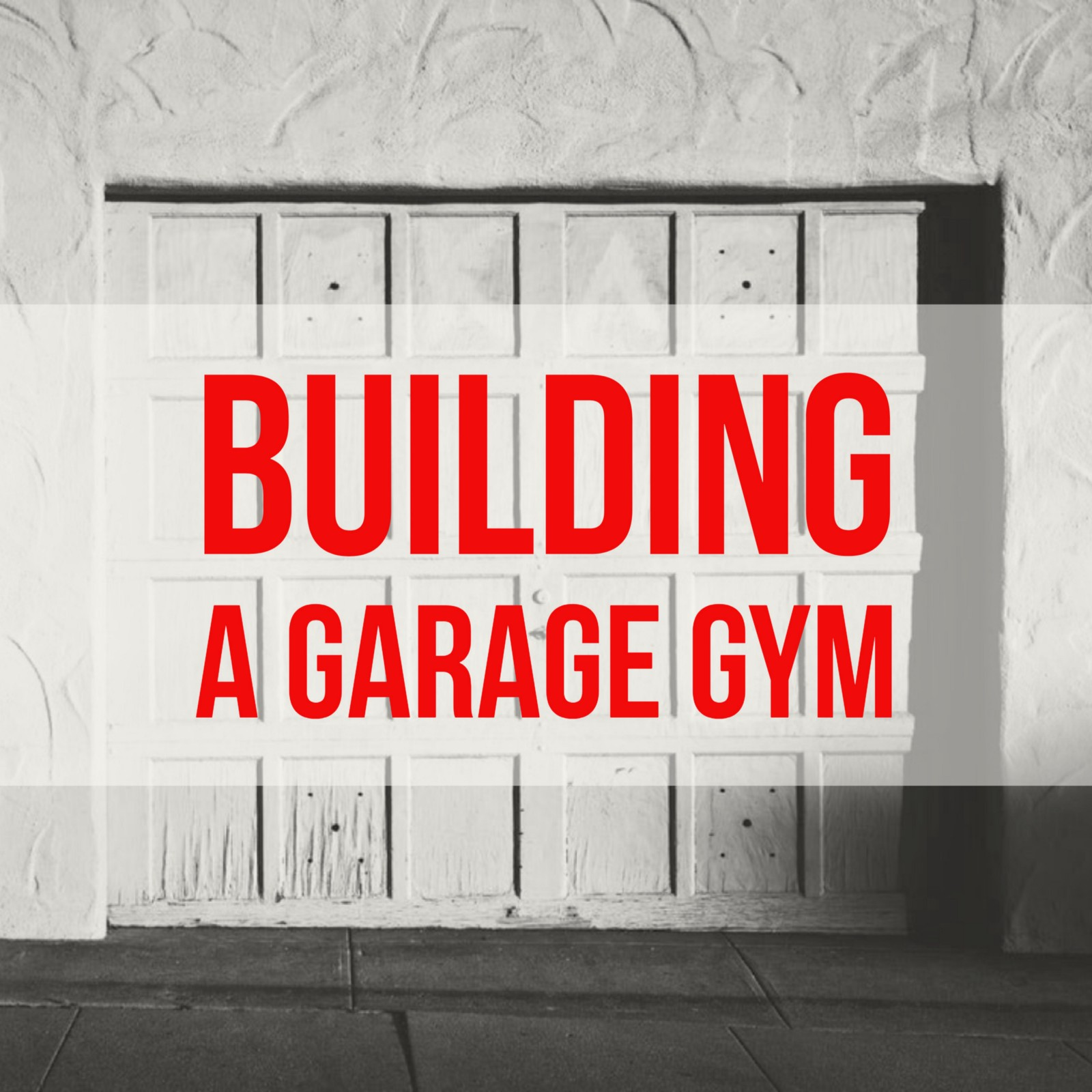 Garage Gym With Car Building A Garage Gym Max Fortitude Fitness Medium