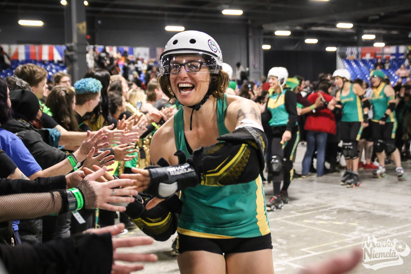 Roller Australia Elite Eight Is Set In Manchester At The 2018 Roller Derby World Cup