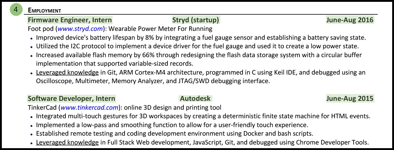 How to write a killer Software Engineering résumé \u2013 freeCodeCamporg