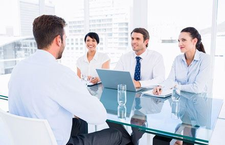 Meeting with HR Manager and some interesting answers of common