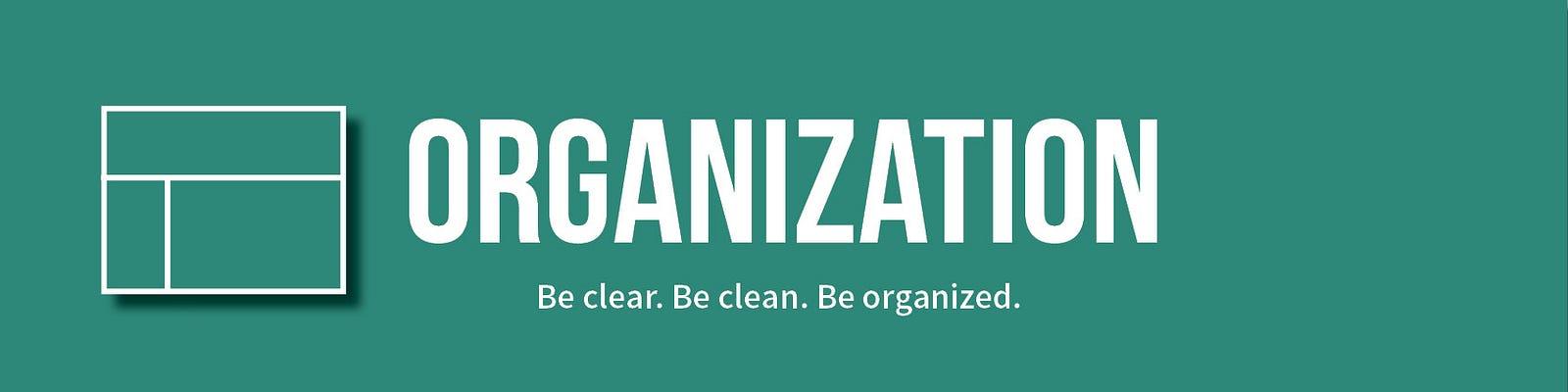 Organization Is Essential in the Creative Process \u2013 Creativity \u2013 Medium
