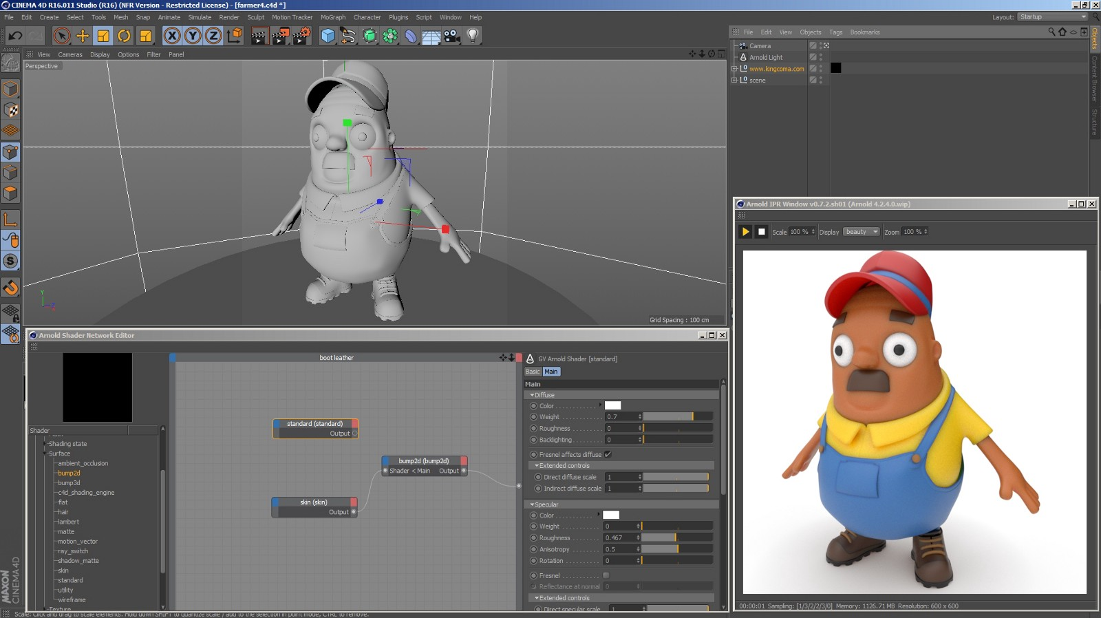 3d Modeling Rendering And Animation 15 Best Tools For 3d Modeling Software Joanna Ngai Medium