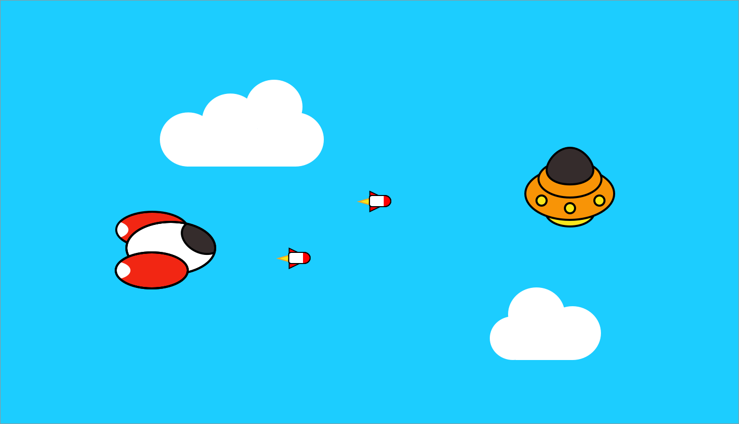Javascript Cloud Making A Game With Javascript Part 1 Hacker Noon