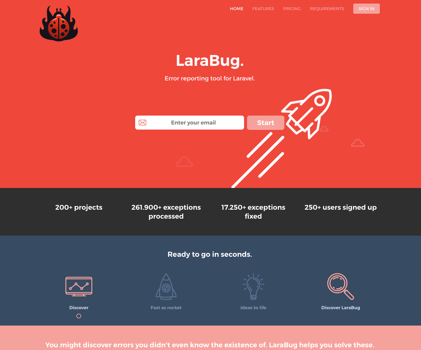 Www Enter Ru Larabug A Laravel Exception Tool Helper Dennis Smink Medium