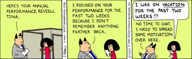 How to do Performance Reviews \u2013 Hacker Noon