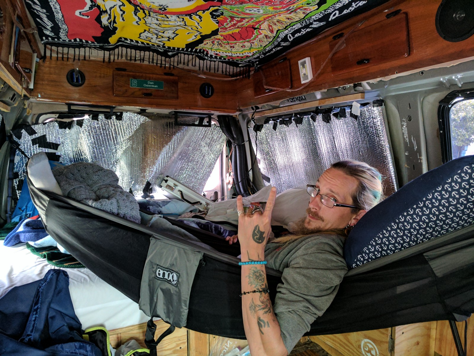 Sofa Van Lifa Living Stop Wasting Your Life How Living In A Van For 9 Months Has