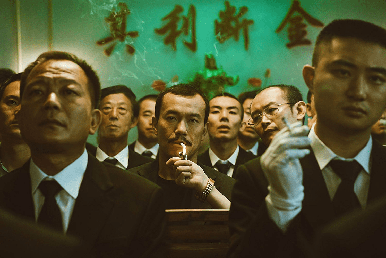 Arte France Productions Cannes 18 Review Ash Is Purest White Directed By Jia Zhang Ke