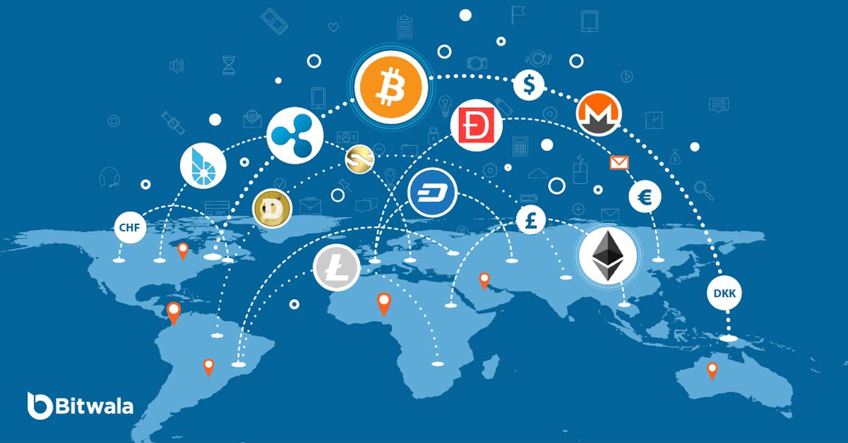 Crypto Wallpaper 3d 5 Cryptocurrencies To Watch In 2018 Good Audience