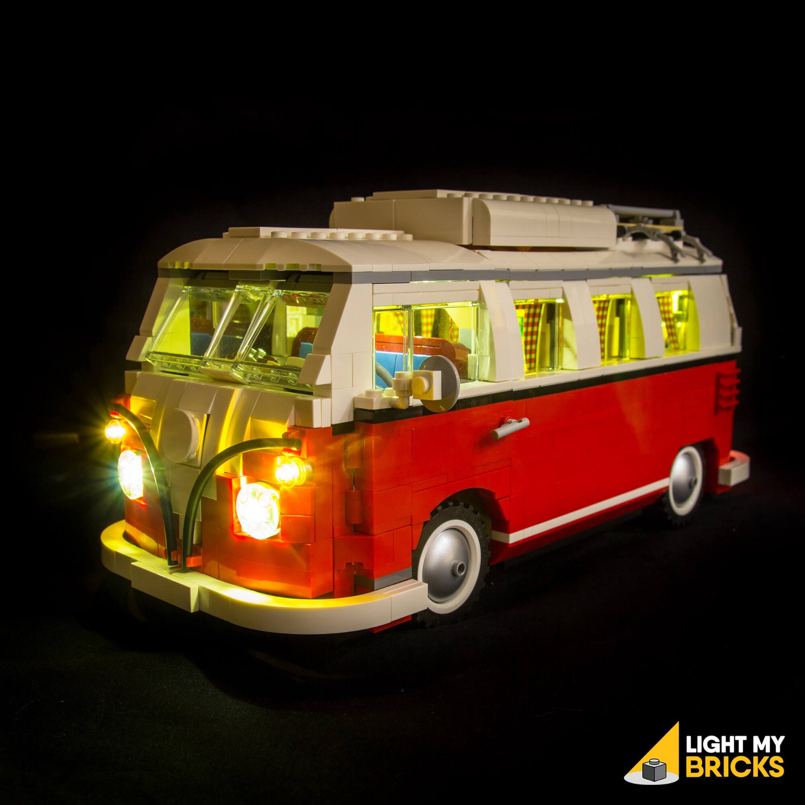 Van Til Verlichting Light My Bricks Volkswagen T1 Camper Van Led Lighting Kit