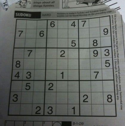 Solving Sudoku Part II \u2013 Nesh Patel \u2013 Medium