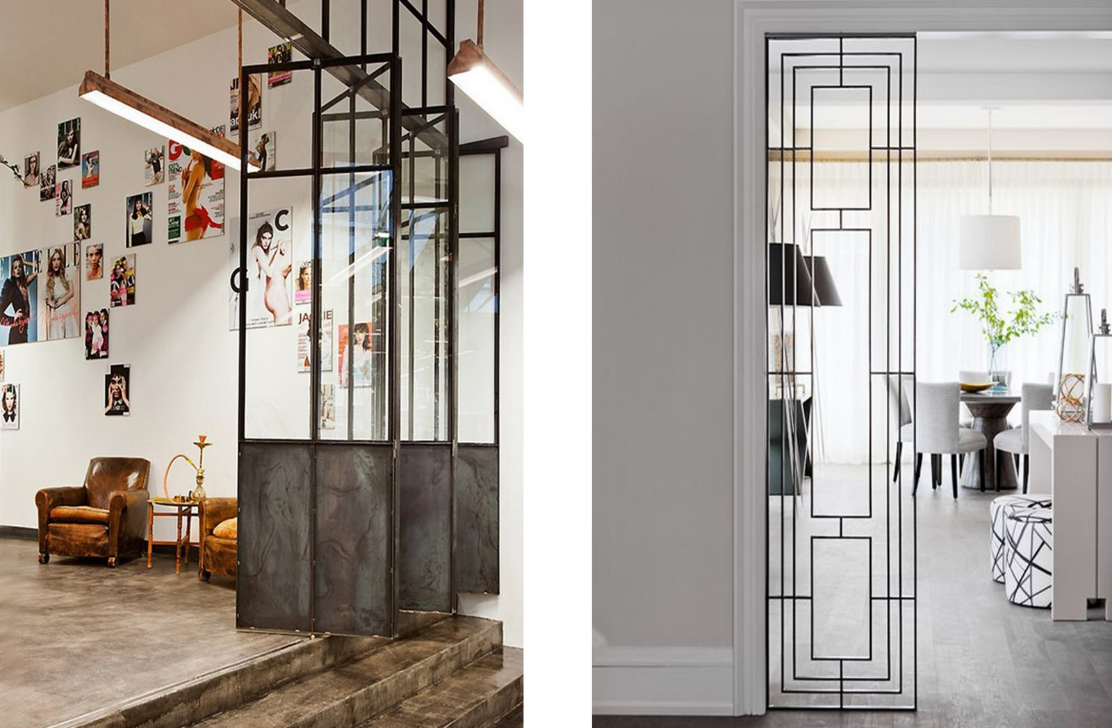 Partitions Designs Glass Partition In The Interior Basics Of Interior