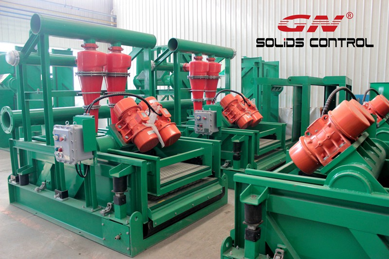 Solids control separation and drilling mud recovery and reuse is the