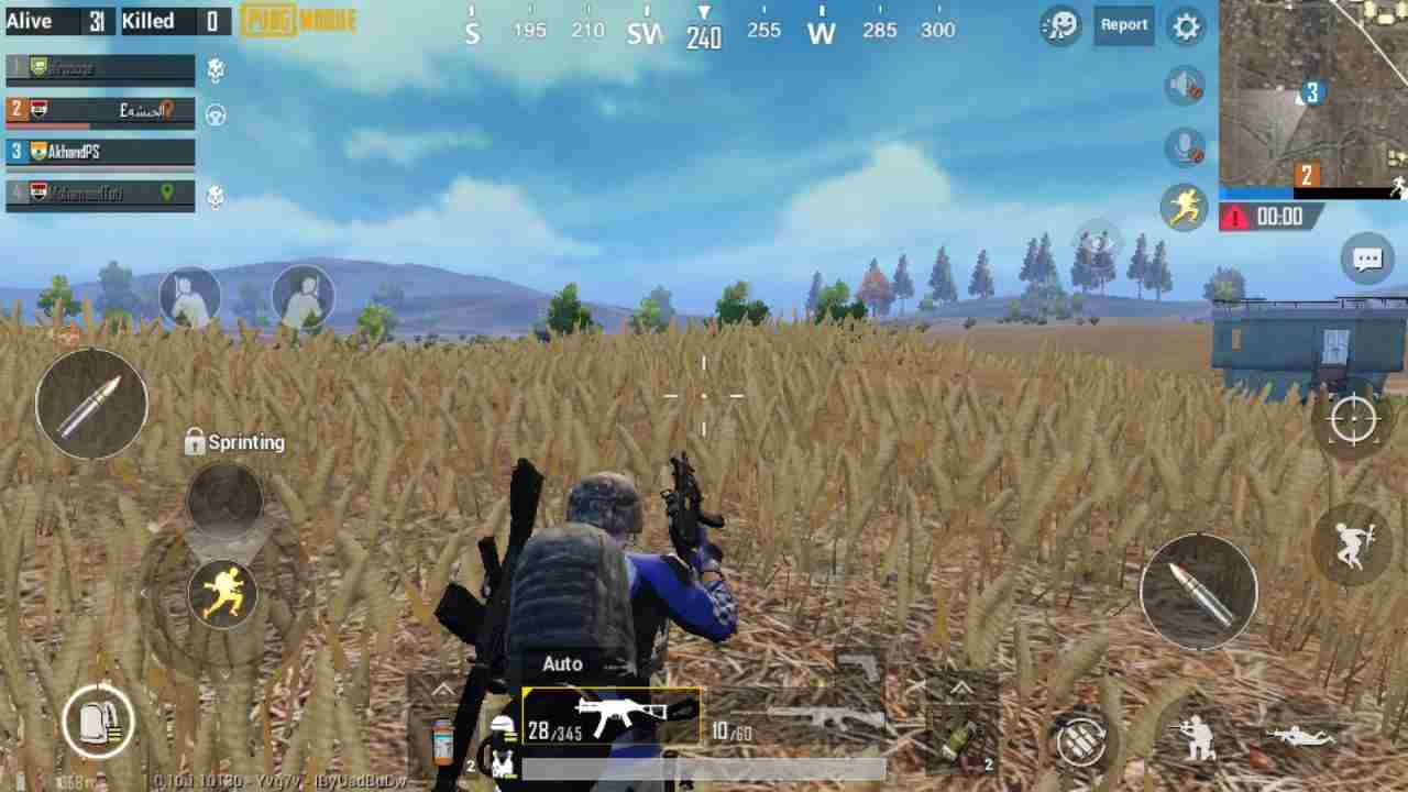 Pubg Multiplayer Get Chicken Dinner With Pubg Mobile Tricks Hacks 2019