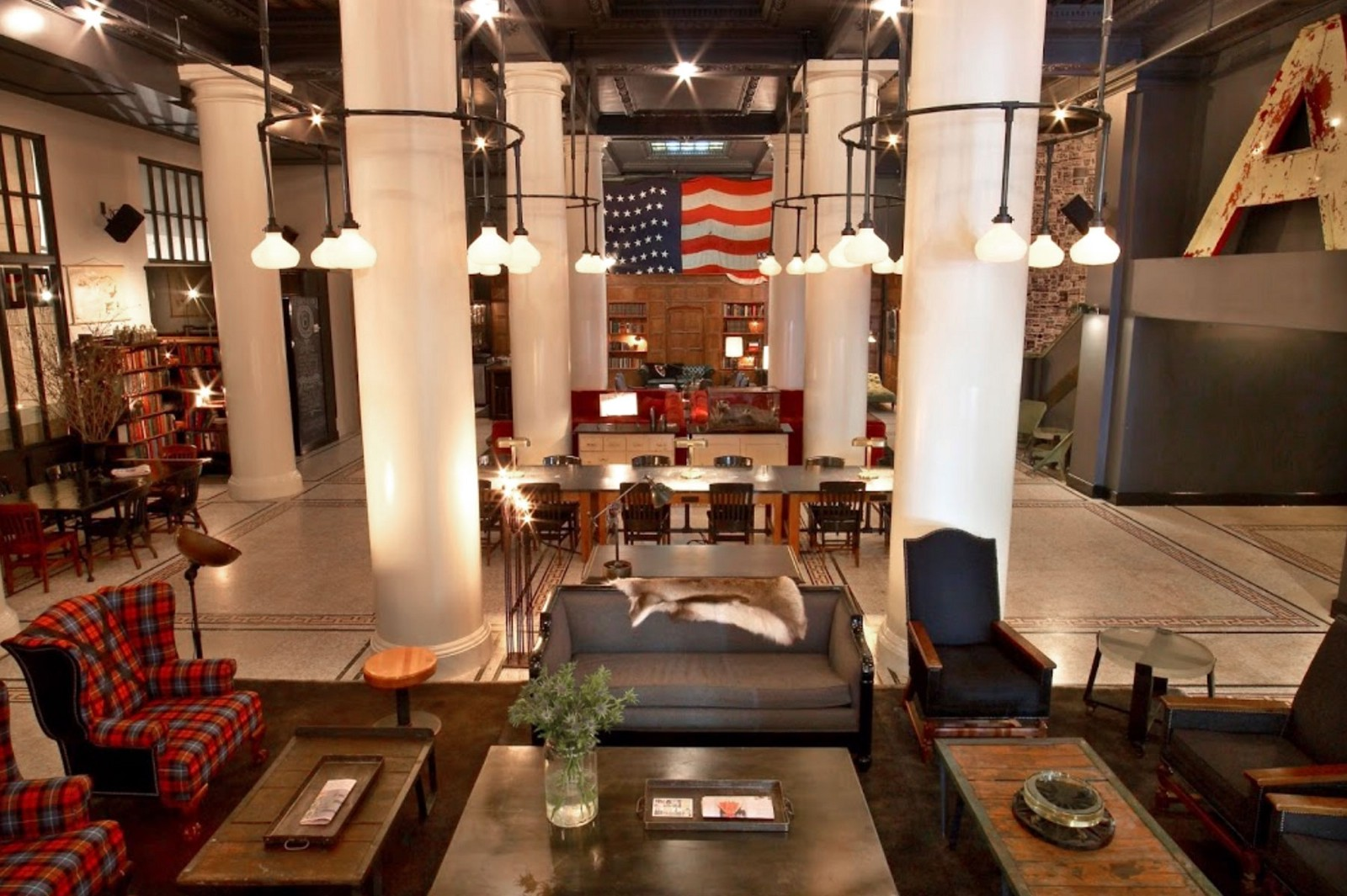 Hotel Lobby Coolest Nyc Hotel Lobbies For Meetings Bizly